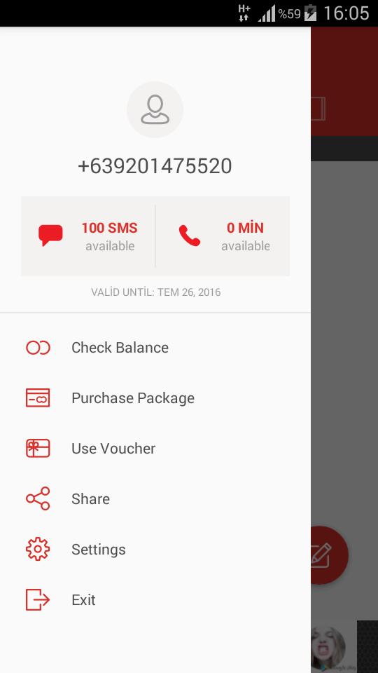whatsapp'ıbaşka numara ile kullanmak