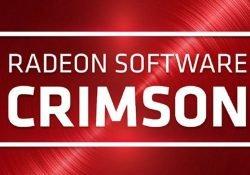 AMD Radeon Software Crimson Edition 15.11.1 Güncellemesi